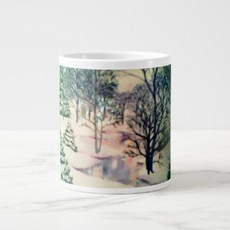 Evergreen Jumbo Mug