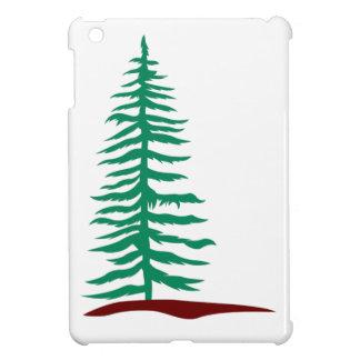 Evergreen Tree iPad Mini Cover