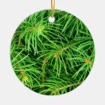 Evergreen Tree Ornament
