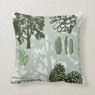 Evergreens Pillow