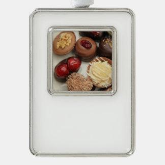 Everlasting chocolates christmas ornament