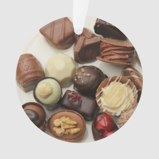 Everlasting chocolates ornament