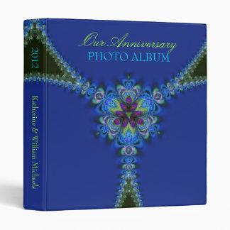 Everlasting Connection Fractal Lace Album Binder