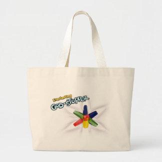 Everlasting god-stopper canvas bag