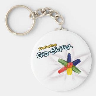 Everlasting god-stopper keychain