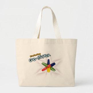 Everlasting God-stopper Large Tote Bag