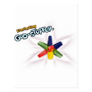 Everlasting God-stopper Postcard
