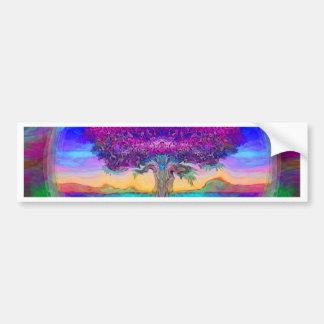 Everlasting Growth Tree of Life Bumper Sticker