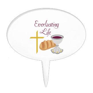 EVERLASTING LIFE CAKE TOPPER