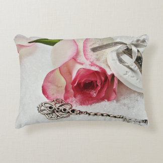 Everlasting love accent pillow