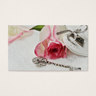 Everlasting love business card