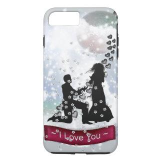 EVERLASTING LOVE iPhone 7 PLUS CASE