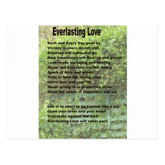 Everlasting Love Post Card