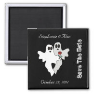 Everlasting Love Save The Date Magnet