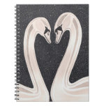 Everlasting Love Spiral Note Book