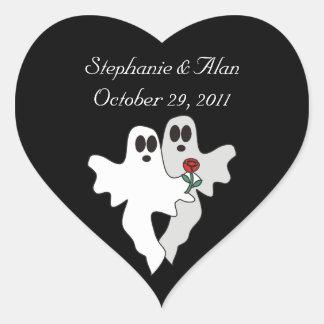Everlasting Love Wedding Stickers