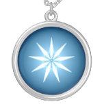 EverlastingGrace7 Round Pendant Necklace