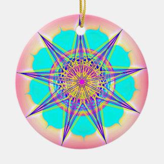EverlastingMelody9 Ceramic Ornament