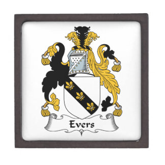 Evers Family Crest Premium Gift Boxes