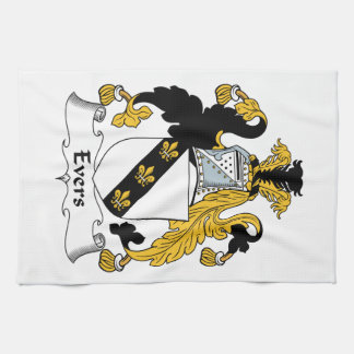 Evers Family Crest Towel