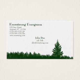 Everstrong Evergreen Business Card