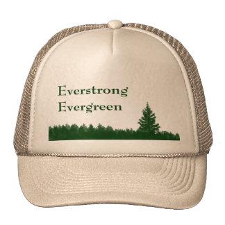 Everstrong Evergreen Customizable Ball Cap Trucker Hat