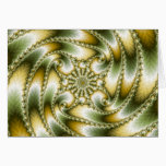 Everswirl - Mandelbrot Fractal Card