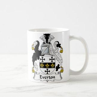 Everton Family Crest Coffee Mug