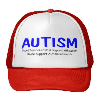 Every 20 Minutes A Child Is Born With Autism Trucker Hat