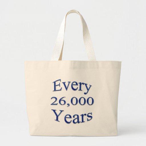 Every 26000 Years Bag