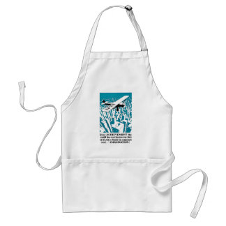 Every achievement begins with IMAGINATION Aprons