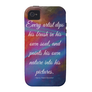 Every Artist.. Vibe iPhone 4 Case