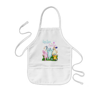 Every Bunny Loves Easter Apron