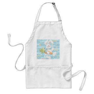 Every Bunny Loves Some Bunny Apron