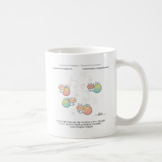 EVERY CHILD BORN Mug by April McCallum