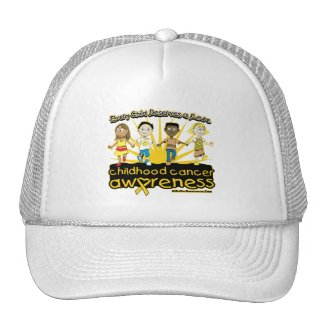 Every Child Deserves A Future Childhood Cancer hat