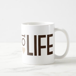 Every Child has a RIGHT TO LIFE Coffee Mugs
