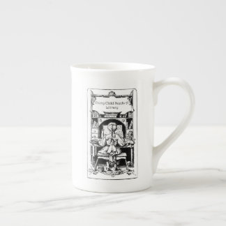Every Child Needs A Library Tea Cup
