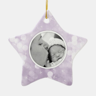 Every child Quote Personalized Star Ornament