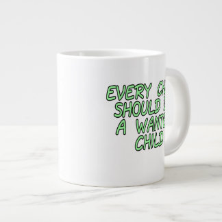 Every child should be a wanted child 20 oz large ceramic coffee mug