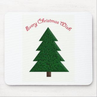 Every Christmas Wish Mouse Pad