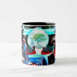 every day challenge Two-Tone coffee mug