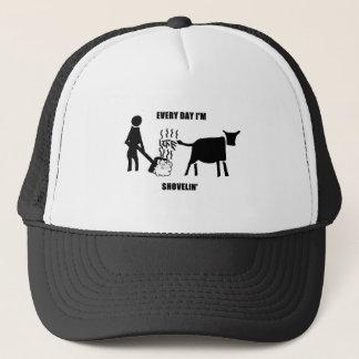 Every day I'm shovelin' Trucker Hat