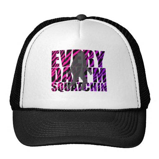 Every Day I'm Squatchin Hat
