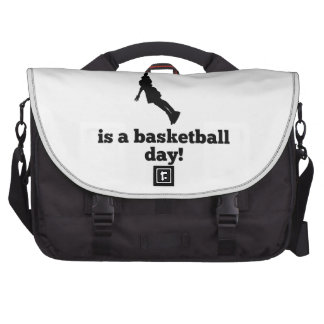 Every Day Is A Basketball Day Commuter Bag