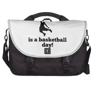 Every Day Is A Basketball Day Commuter Bags