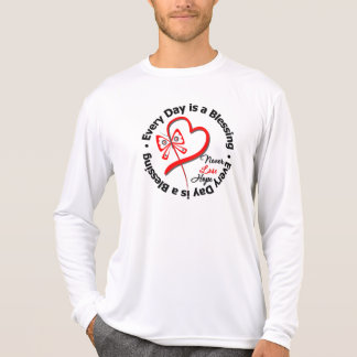 Every Day is a Blessing - Hope Blood Cancer Tee Shirt