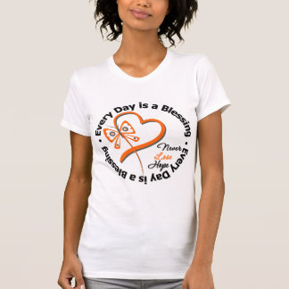 Every Day is a Blessing - Hope Leukemia Tshirt