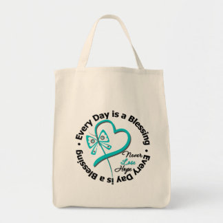 Every Day is a Blessing - Hope Ovarian Cancer Bags