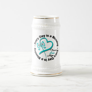 Every Day is a Blessing - Hope Ovarian Cancer Mugs
